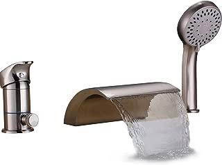 Best deck mounted bath valves Reviews