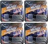 4 x Brillo Mr Muscle Multi Use Seife und Topfreiniger, 10 Stück