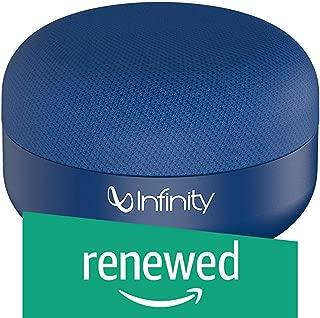 (Renewed) Infinity (JBL) Fuze Pint Deep Bass Portable Wireless Speaker (Mystic Blue)