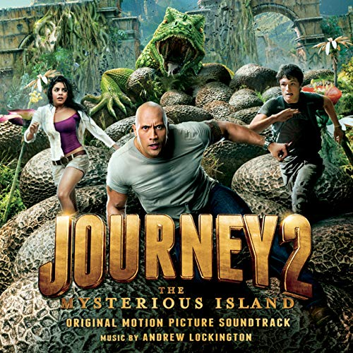 Journey 2: The Mysterious Island (Original Motion Picture Soundtrack)