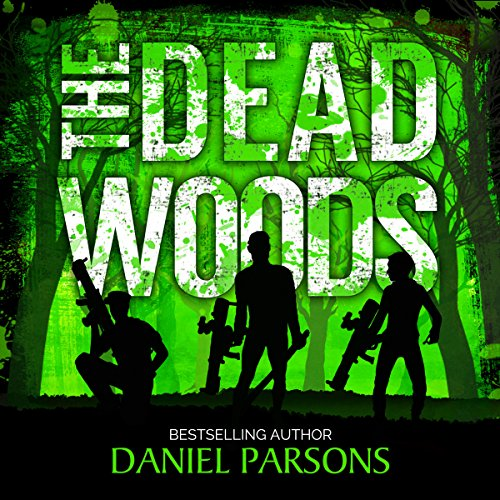 The Dead Woods audiobook cover art
