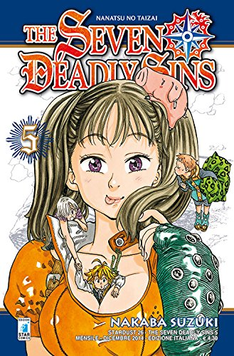 The seven deadly sins (Vol. 5)