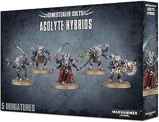 "GAMES WORKSHOP 99120117003"" Warhammer 40,000 Gene Stealer Cults Acolyte Hybrids"