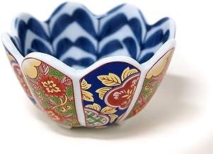 Ariake Half Moon 8.7inch Set of 2 Long Plates Black porcelain Made in Japan