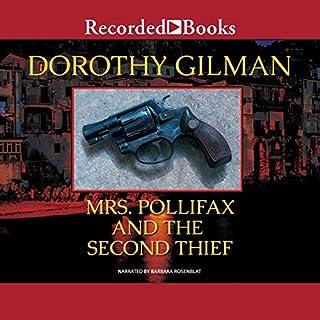 Page de couverture de Mrs. Pollifax and the Second Thief