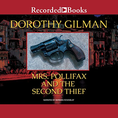 Mrs. Pollifax and the Second Thief Titelbild