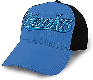Yioiuu Corpus Christi Hooks Baseball Cap Women Men Adjustable Classic Cap Baseball Hat