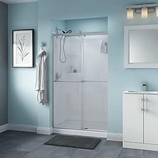removable shower door
