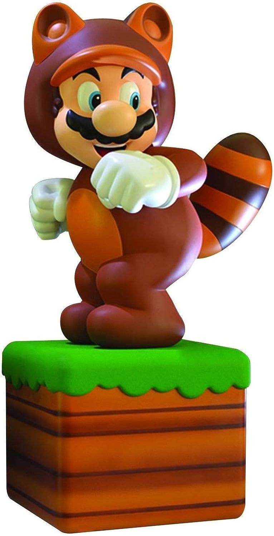 ventas en linea Imp - Figura súper Mario 3D Land Mario Mario Mario Tanooki  estilo clásico