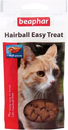 Beaphar Hairball Easy Treats for Cats, 35 g