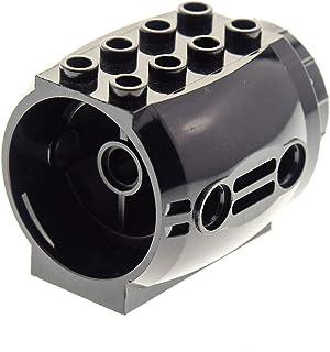 2 x Lego Technic Düse alt-hell grau Turbine Triebwerk Star Wars 4171112 43121