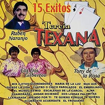 15 Exitos Tercia Texana