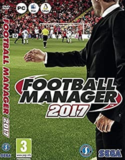 Football Manager 2017 (PC DVD) UK VERSION