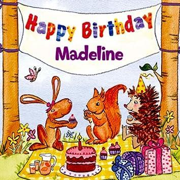 Happy Birthday Madeline