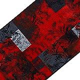 casa pura Teppichläufer mit modernem Design in brillianten Farben | hochwertige Meterware, gekettelt | Kurzflor Teppich Läufer | Küchenläufer, Flurläufer (80x300 cm)