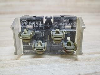 Allen-Bradley 800T-XA Contact Block