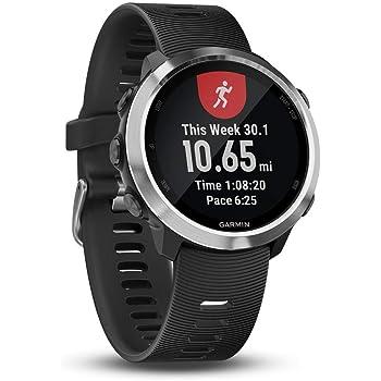 Garmin GPS Reloj/PULSOM FR645 Music NEG Acampada y Senderismo ...