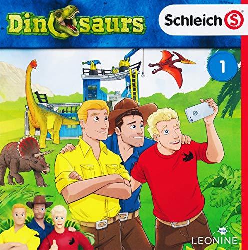 Schleich Dinosaurs CD 01