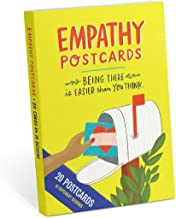 Kinks & Quirks Empathy Postcard Book by Emily MCDOWELL