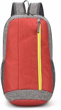 YDIUDIU Rucksack Rucksack Rucksack Spritzwasser Nylon Bag Outdoor Klettern Klettern reisen Rucksack lässig, rot B07DCT22NZ | Genial Und Praktisch  5a7c89