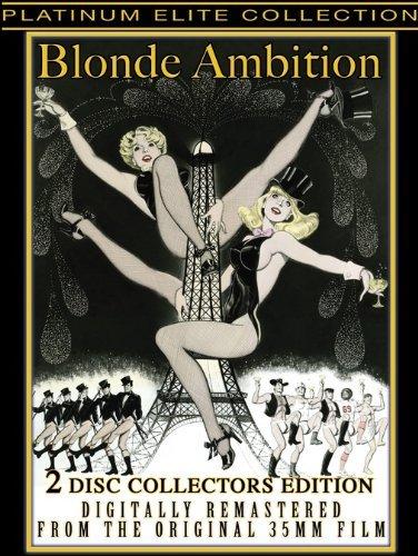 BLONDE AMBITION 2 DISC COLLECTORS EDITION by JAMIE GILLIS.SUZY MANDEL.DORY DEVON.ERIC EDWARDS