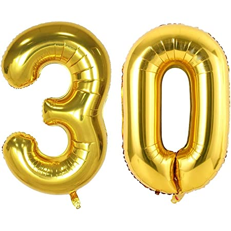 """Animal Number Balloons Giant 30/"""" Foil Number Balloons Kids Birthday Party Decor"""