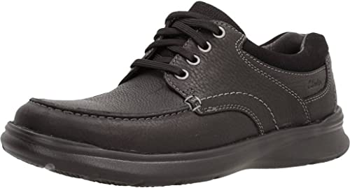 Clarks Men's Cotrell Edge Leather Boat Shoes