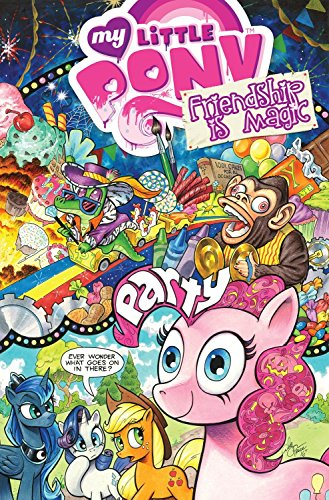 My Little Pony: Friendship is Magic Vol. 10 (Comic)