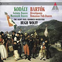 Marosszek Dances / Divertimento by Kodaly