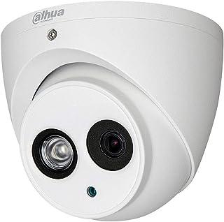 Dahua Technology HAC-HDW1200EM-0280B - Cámara Domo HDCVI 4 en 1 (2M 1080P IR 50m 2.8mm IP67) Color Blanco