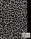 Zoom IMG-2 leopard print composition notebook college