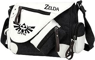 YOYOSHome Anime The Legend of Zelda Cosplay Handbag Messenger Bag Shoulder Bag School Bag