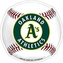 MLB Oakland Athletics 3D Baseball Magnet