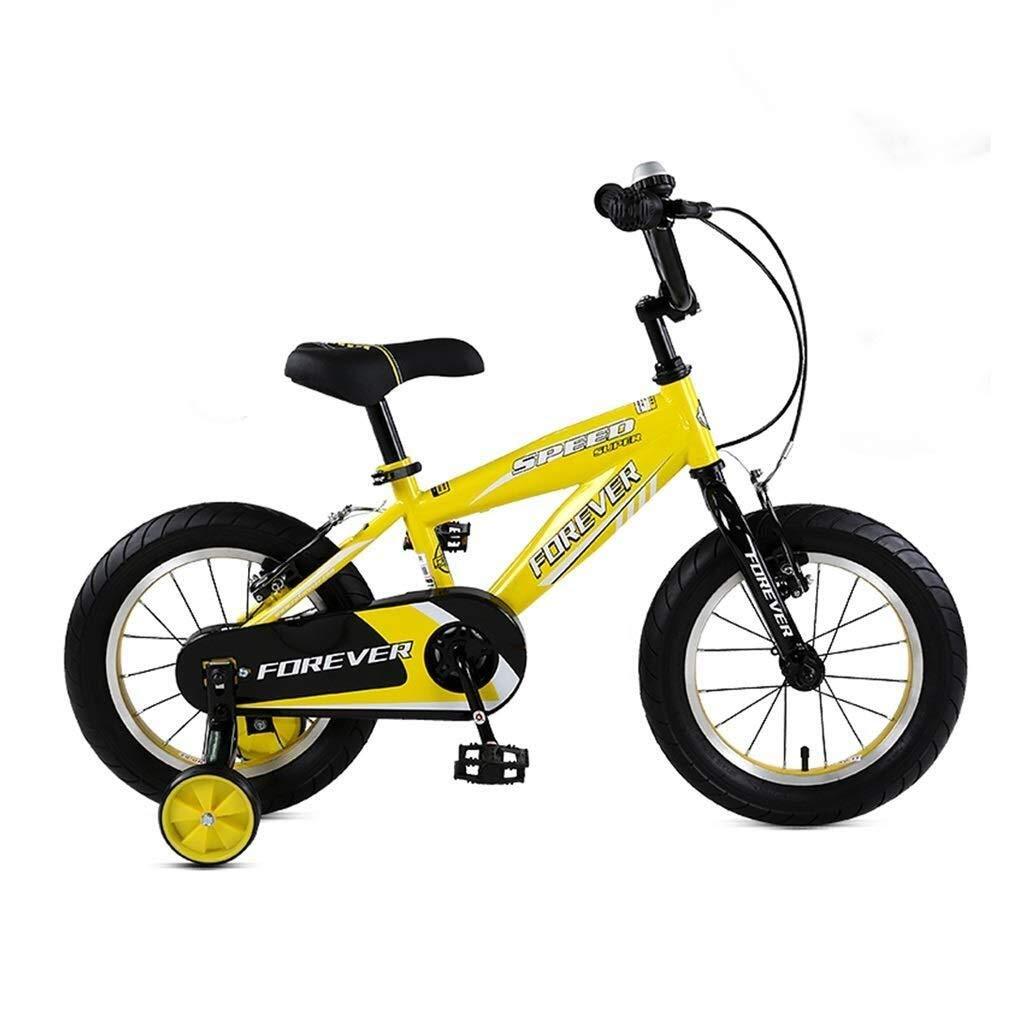KXBYMX Bicicleta Infantil Bicicleta Infantil Freestyle Bicicleta for niños 14