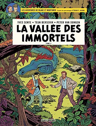 Blake & Mortimer - Tome 26 - La Vallée des immortels (Blake et Mortimer)