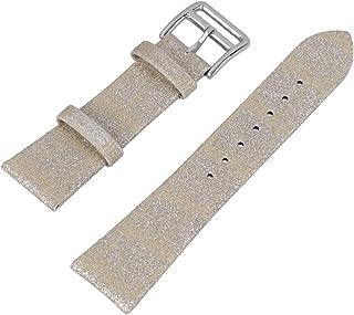 NICERIO Compatible pour Samsung Galaxy Bracelet de Montre - Remplacement de Bracelet de Montre en Cuir de Bracelet de Mont...