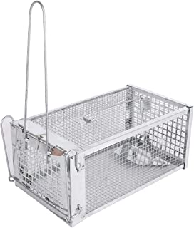 Best big cheese multi catch rat trap Reviews