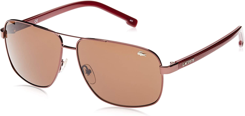 Lacoste Men's L162s Rectangular Sunglasses