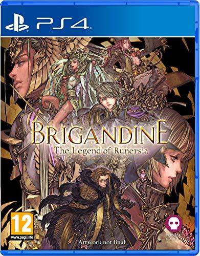 Brigandine: The Legend of