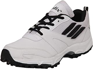 Aadix LARS Boy's PU Cricket Shoes