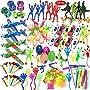 Mattelsen Juguetes Cumpleaños Infantiles Juguete del Partido Favor 116 Pcs Juguetes para...