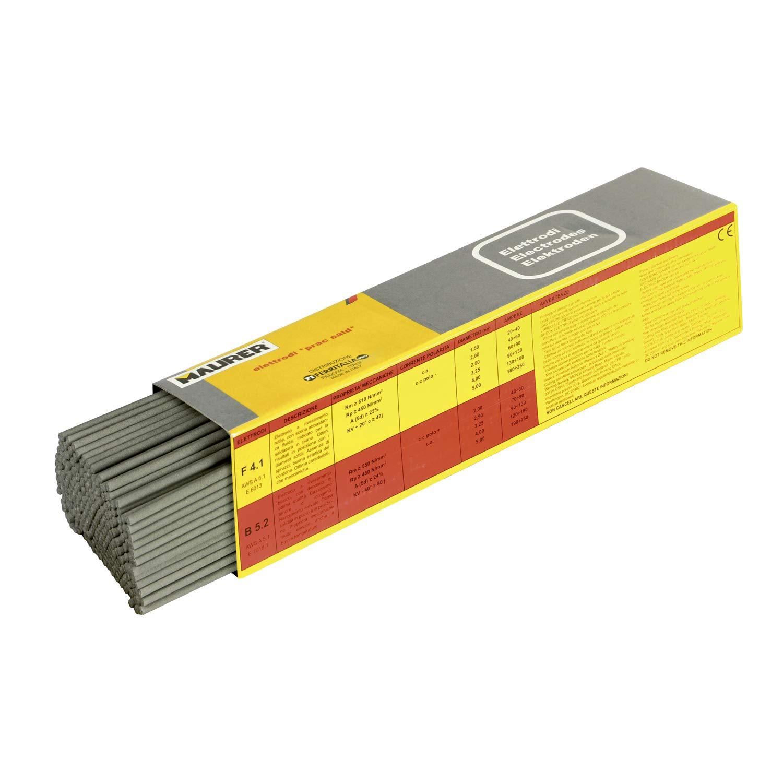 MAURER 7160050 Electrodos Wolfpack 2 2,50 mm. x 300 mm: Amazon.es: Bricolaje y herramientas
