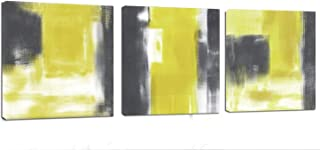 Abstract Canvas Wall Art Set 36