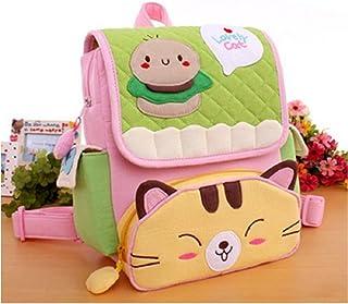 ميريري لطيف القط الأطفال الكرتون حقيبة الكتف أطفال حقيبة مدرسية خفيفة