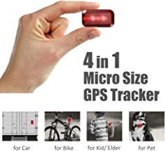 kingneed T630 4 in 1 Micro Size GPS GSM Tracker GPS Locator Online Real-time Tracking Device for Car/Bike/Kid Elder/Pet