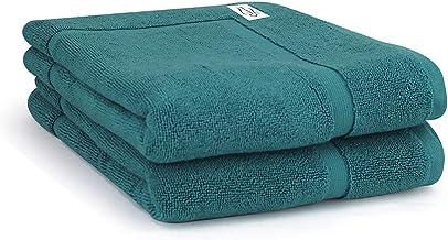 Onkaparinga Haven 600gsm Bath Mat 2 Pieces Set, Jade