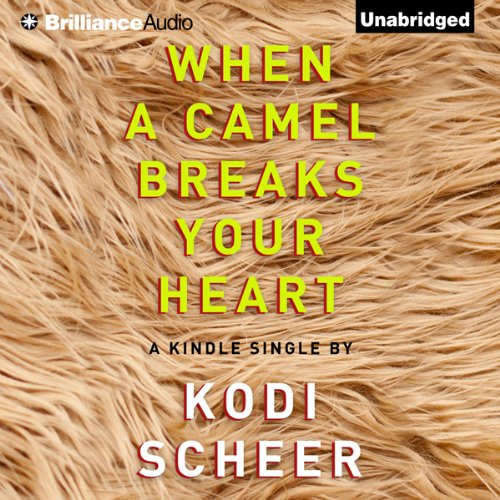 When a Camel Breaks Your Heart audiobook cover art