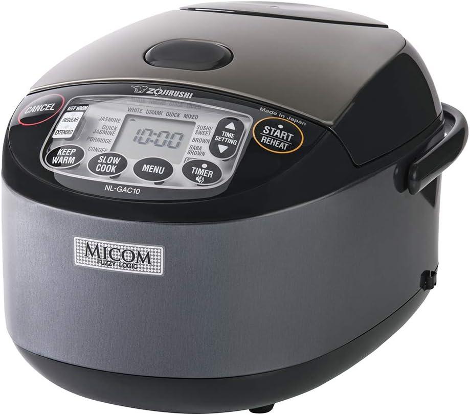 Zojirushi NL-GAC10 Mesa Mall BM Umami Micom Warmer Rice Cooker Bargain sale 5.5-Cup