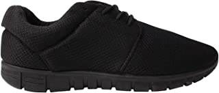Fabric Kids Boys Mercy Runners Lace Up Cross Training Shoes