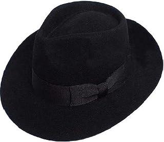 【southanshop】 マイケル・ジャクソン 同型帽子 ハット Michael Jackson King of POP コスプレ 仮装 に (ブラック)...